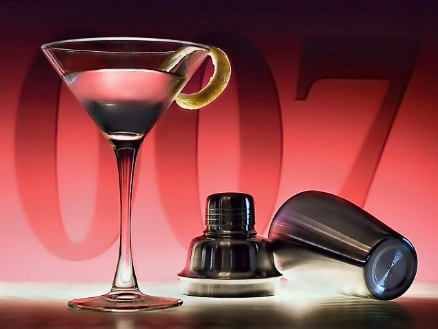 Top 10 gin drinks by for Cocktail 007 bond