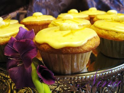 Lemon icing is a variation of the traditional butter frosting.