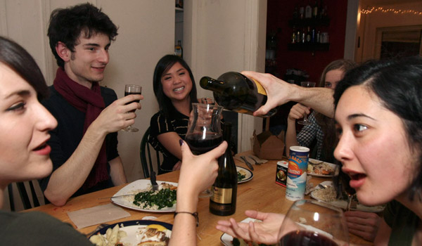 Bard College tops US Dinner Party Schools
