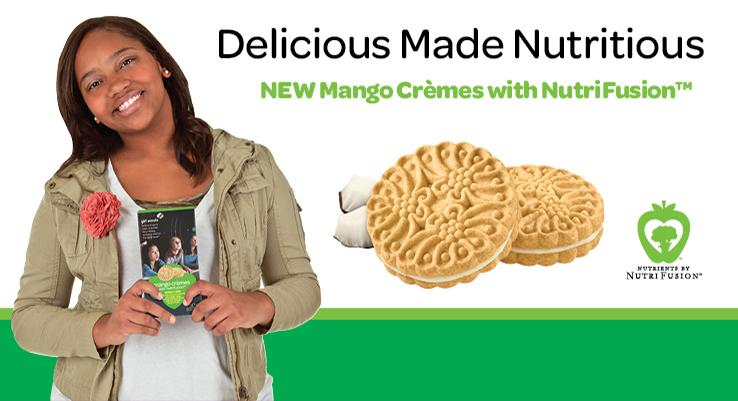 Mango Cremes