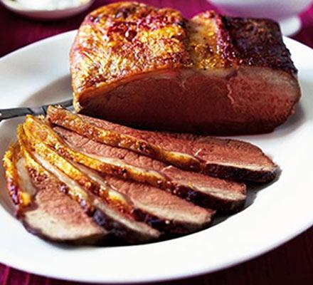 carve beef