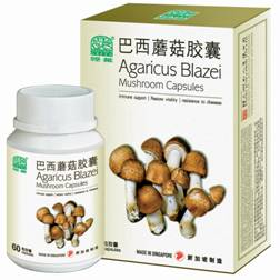 Mushroom Capsule Benefits