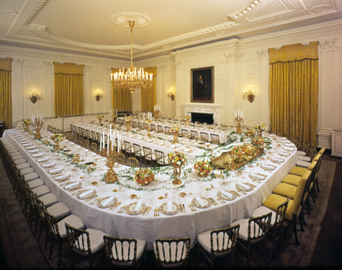 Shall We Dine With The President By Thot4food