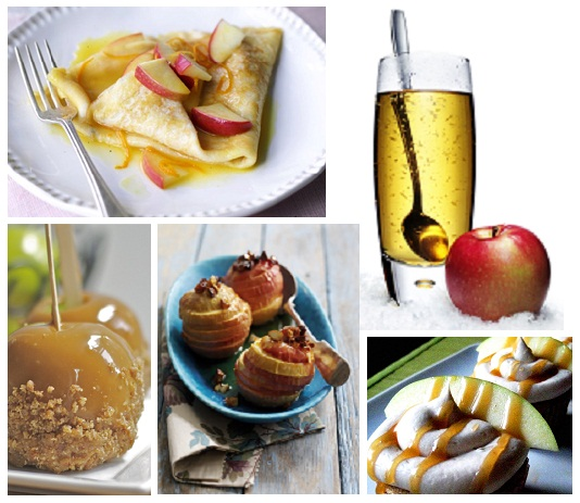 Spell Autumn With Apple Recipes By Seasonal.foodie1