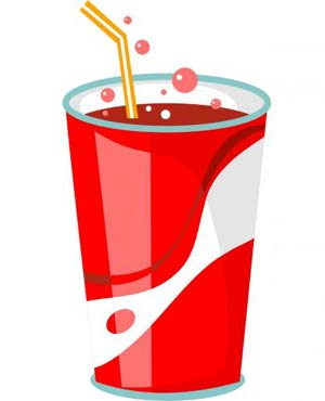Avoid softdrinks if you wish to have strong bones