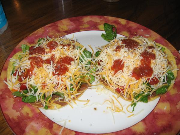 mexican tostada recipe - dinstico.freeiz.com
