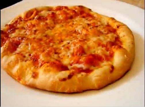 dough pizza quick recipe