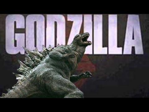Godzilla - New Movie Poster Trailer (2014) - Monster Movie - Released
