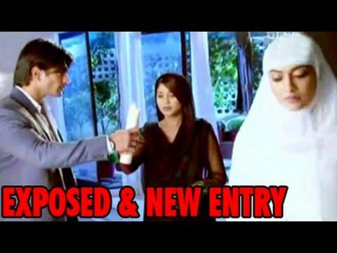 ... NEW ENTRY in Asad & Zoya's Qubool Hai 19th July 2013 FULL EPISODE