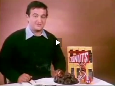 john belushi little chocolate donuts