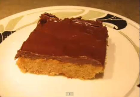 Peanut Butter Chocolate Shortbread Bars Recipe Video. Previous Recipe