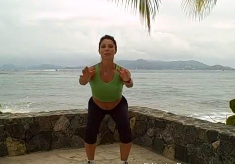 Pregnancy - Body Weight Exercises video