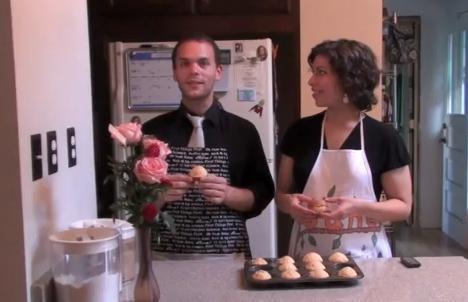 quick sally lunn - recipe