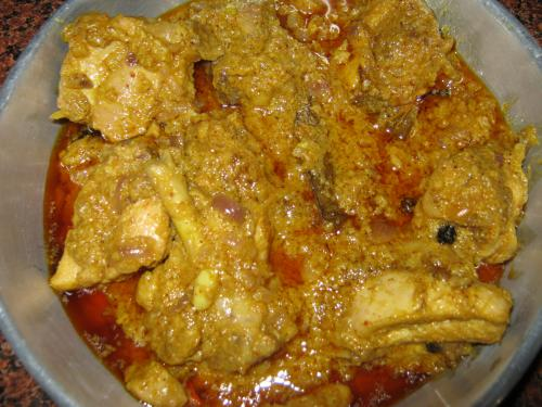Kashmiri Chicken Curry Photo 501 From Gallery By Passionifoodie ...