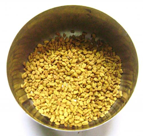 Fenugreek seeds for use