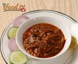 Hot Pinto Bean And Beef Chili