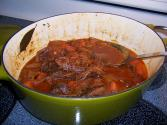 Braised Pot Roast Of Lamb