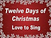 Kids Christmas Songs | Twelve Days Of Christmas