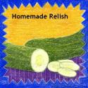 Cabbage Green Tomato Relish