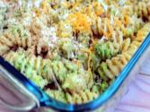 Baked Mac N Cheese With Broccoli Pesto