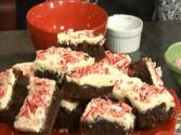 Brownies 2 Ways And Chocolate Holiday Bark