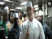 Celebrity Chef Visits Uss The Sullivans