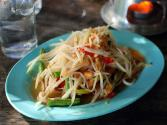 Cooking Tips - Green Papaya Salad