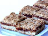 Crispy Apricot Bars