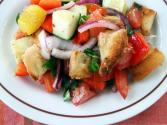 Fresh Panzanella Salad
