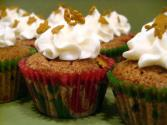 How To Bake Gingerbread Cupcakes