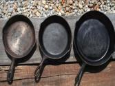 Quick Tip: How To Season A Cast Iron Skillet