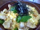 Oyakodon - Traditional Japanese Dish