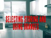 Selecting, Storing And Using Oranges