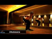 Utkatasana Variation For Strength And Energy