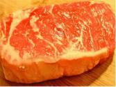 30 Day Dry Aged High Quality New York Steaks Using Umai Dry Age Bags