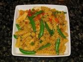 Pasta With Thai-indian Chicken Curry