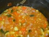 Split Peas With Vegetables
