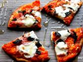 3 Easy Flatbread Pizza Snack