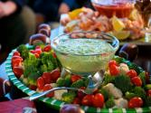 90 Second Creamy Herb Dipping Sauce