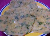 Akki Roti Or Rice Roti