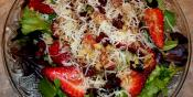 Strawberry Field Green Salad Recipe