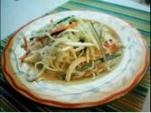 Korean Food: Angel Noodle Salad ( )