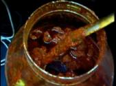 Mango Garlic Pickle