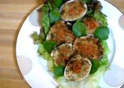 Top Neck Clams With Herbs And Seasoning