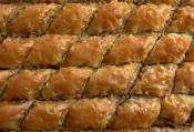 Vegan Pear Baklava