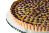 Frau Moyer's Cheese Custard Pie