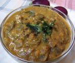 Curried Brinjal
