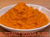 Butternut Puree