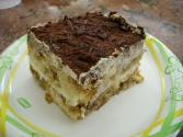 Healthy Tiramisu