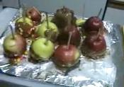 I Caramel Apples
